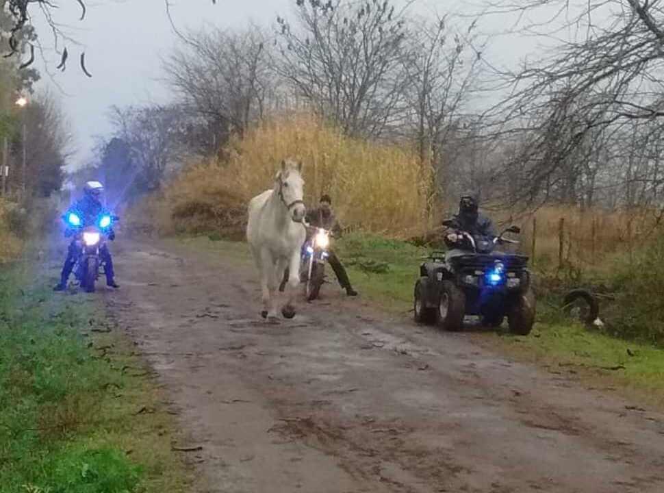 La patrulla vecinal contra delitos y usurpaciones que recorre la localidad más desconocida de La Matanza