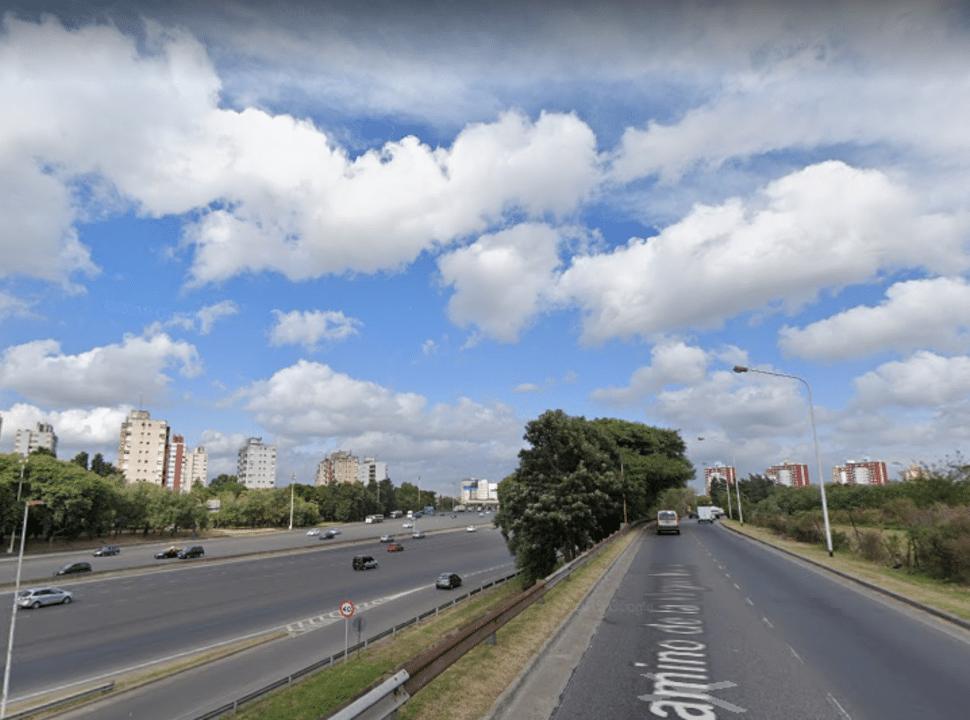 Tragedia en la Riccheri: circulaba en un auto, quedó atrapado en un tiroteo y murió de un balazo