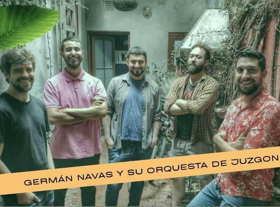 El abogado y músico Germán Navas lanzó Inventario, la canción que escribió mientras se divorciaba