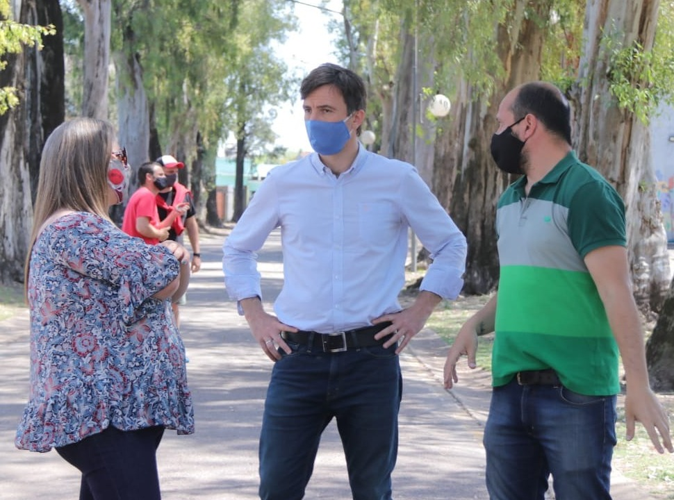 Pandemia: Morón lanzó una aplicación para consultar la concurrencia de gente en espacios públicos