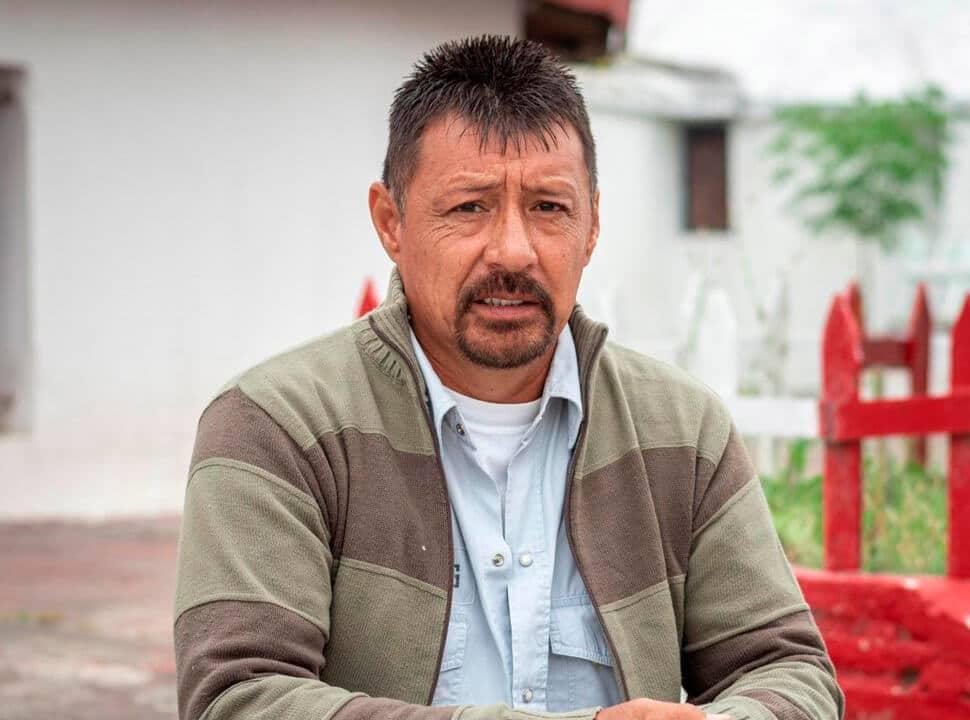 """Merlo: 14 años preso y era inocente: """"había perdido las esperanzas"""""""