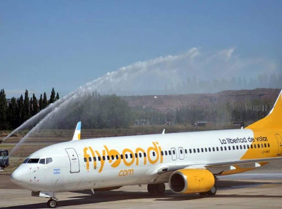 El Palomar: Flybondi reclama respuestas y el Gobierno insiste con que solo se volará desde Ezeiza