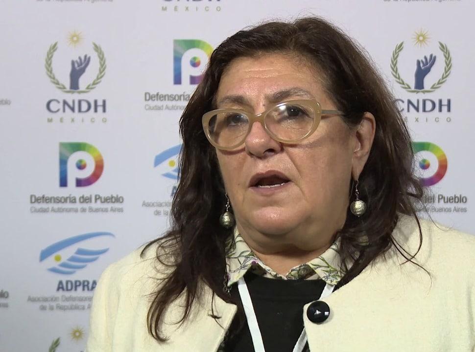 La Matanza: Silvia Caprino volvió a ser reelecta y tendrá su quinto mandato como Defensora del Pueblo