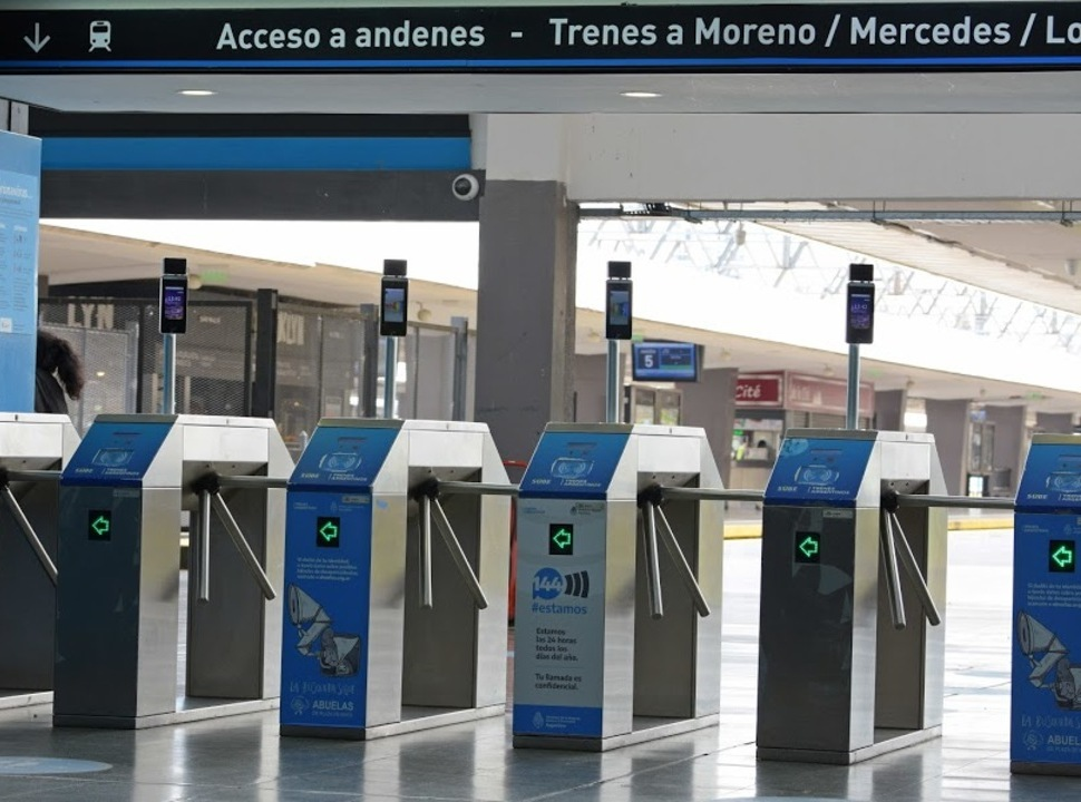Reservá tu tren será obligatorio por la tarde en el Sarmiento: ¿desde cuándo?