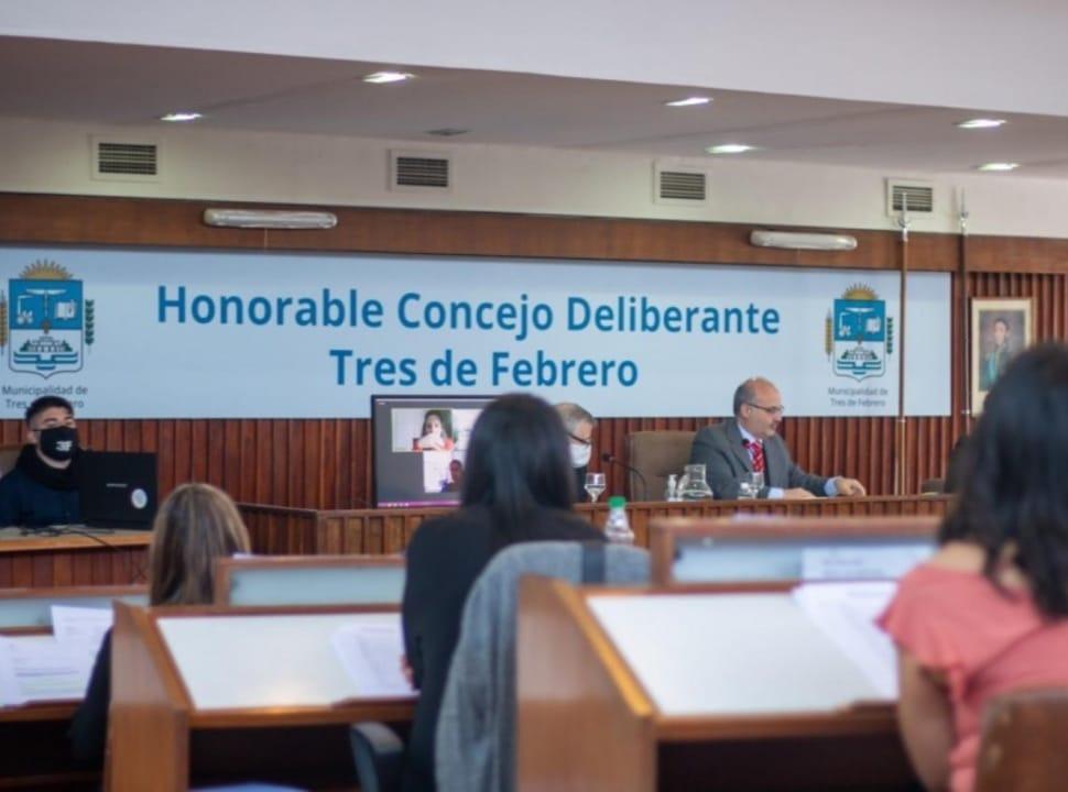 """Tres de Febrero creó la """"monotasa"""" que reduce la presión impositiva de los comerciantes"""