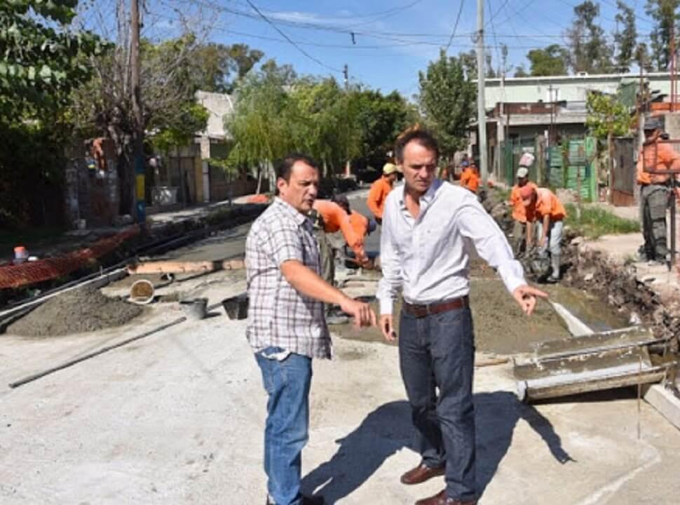 El secretario de Obras Públicas de San Martín cuenta en qué se invertirán unos $ 5 mil millones en 2021