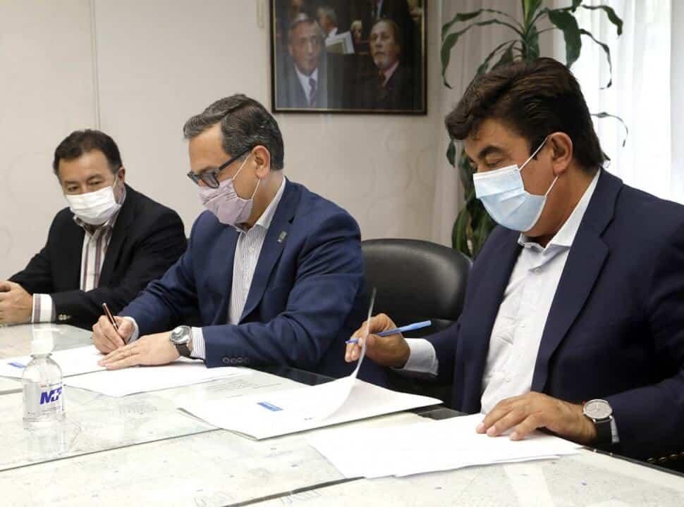 Acuerdo: más de 7 mil pymes matanceras tendrán asistencia del INTI