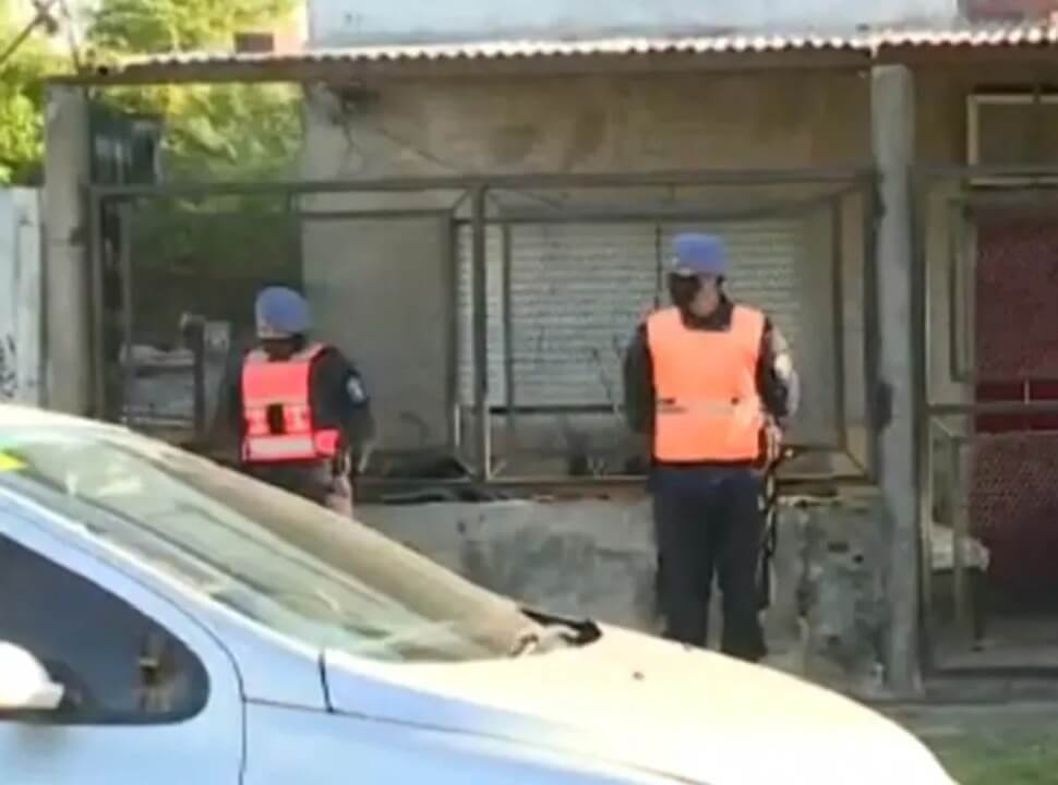 Detienen a tres sospechosos por el crimen del policía bonaerense en Gregorio de Laferrere