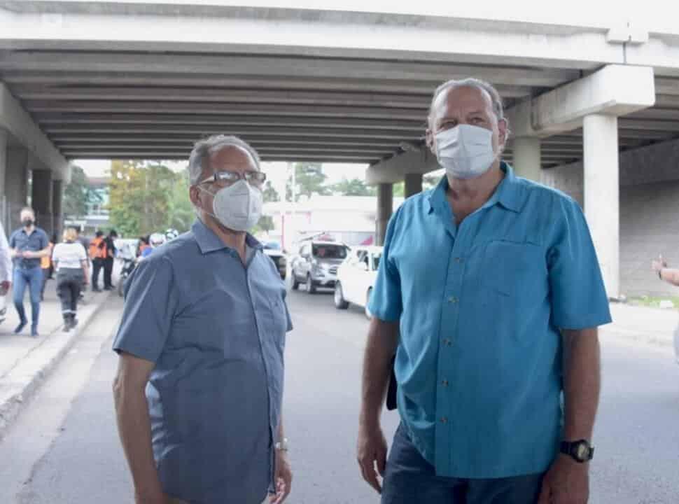 Ante la ola de delitos, el intendente de Ituzaingó pidió remover a la cúpula policial