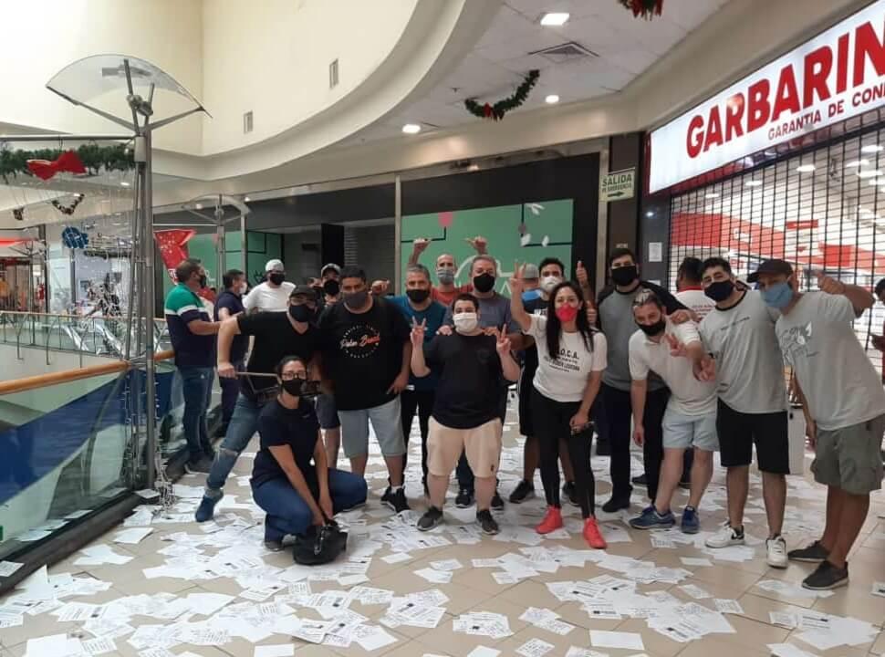 Garbarino despidió 23 trabajadores en Año Nuevo y el sindicato exige la reincorporación