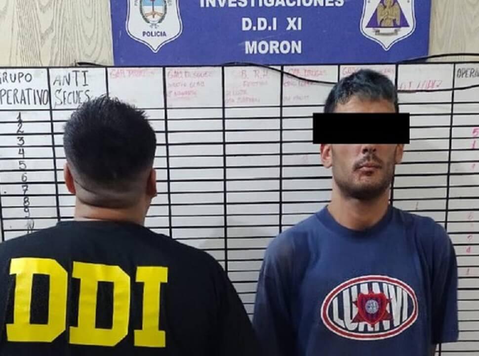 Hay un detenido por el ataque a balazos al repartidor de Ituzaingó