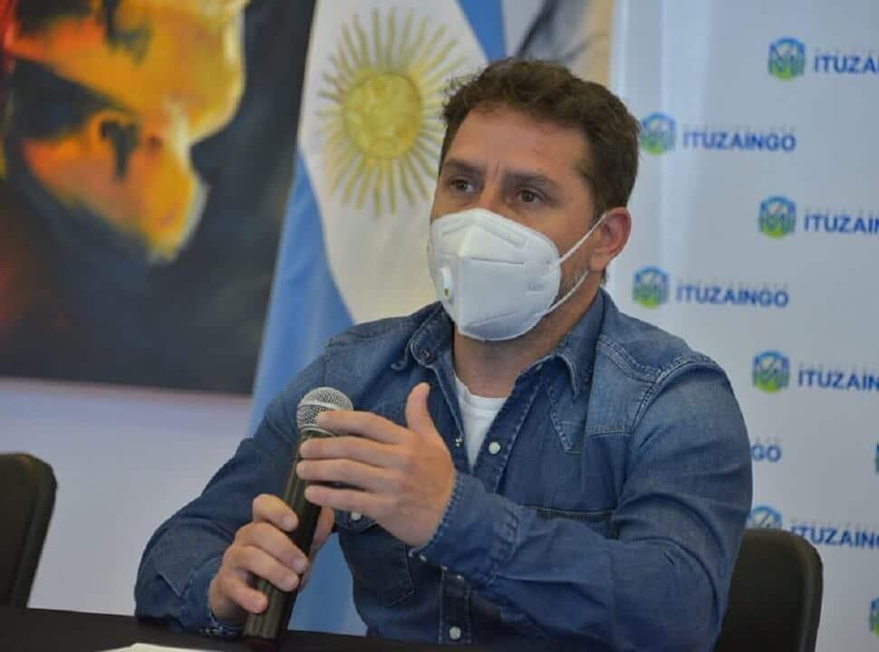 """Pablo Descalzo: """"Desde el 7 de diciembre los casos aumentaron un 300%"""""""