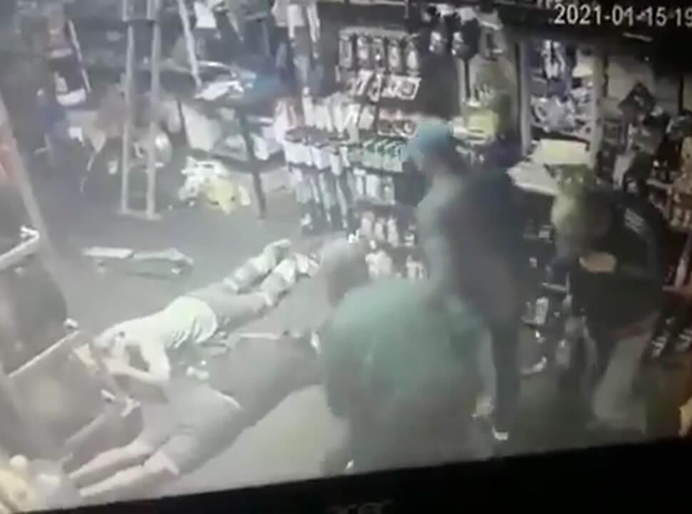 VIDEO | González Catán: asesinan al dueño de un lubricentro y no se descarta un crimen por encargo