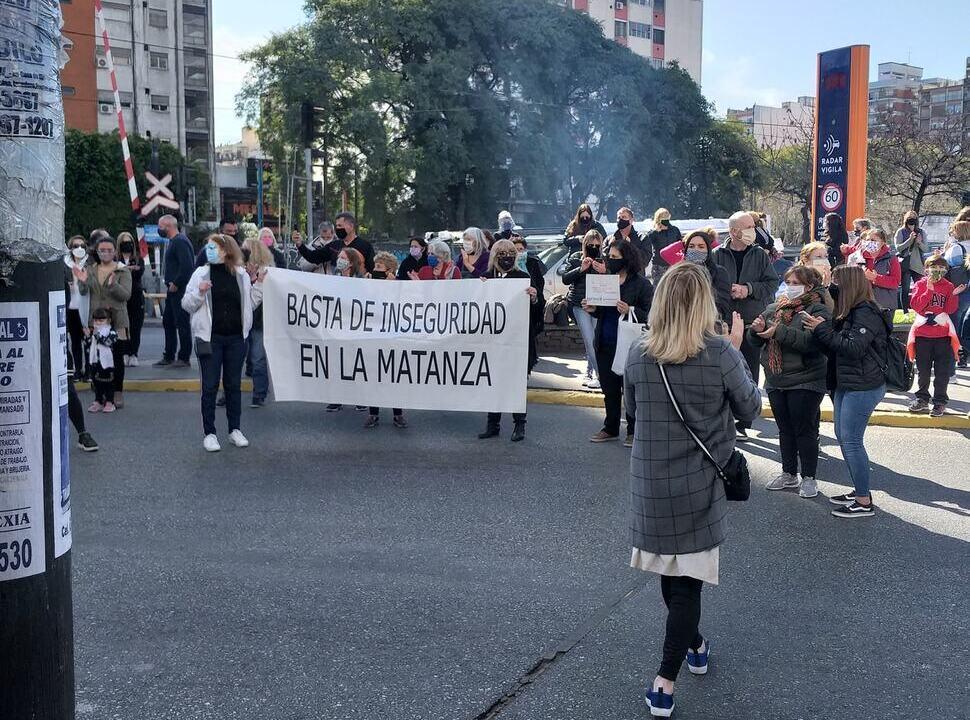 """Ramos Mejía: organizan un """"ruidazo"""" por la inseguridad"""