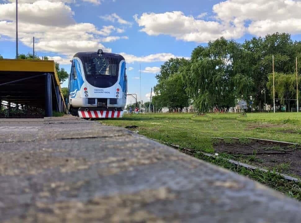 Tras 28 años, se reactiva el tramo González Catán - Marcos Paz, del tren Belgrano Sur