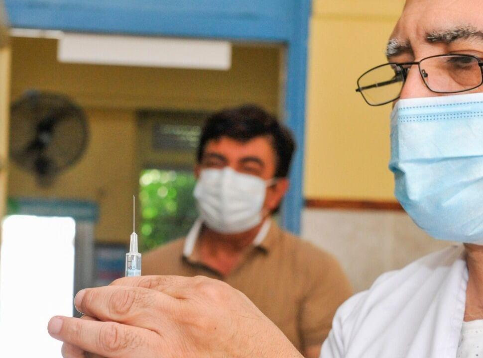 Con la llegada de la nueva tanda de vacunas, se multiplicó por cinco la cantidad de inscriptos en La Matanza