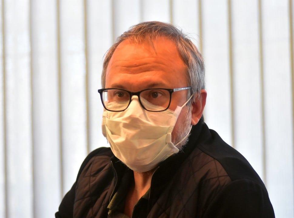 El intendente de Tres de Febrero, Diego Valenzuela, dio positivo de coronavirus