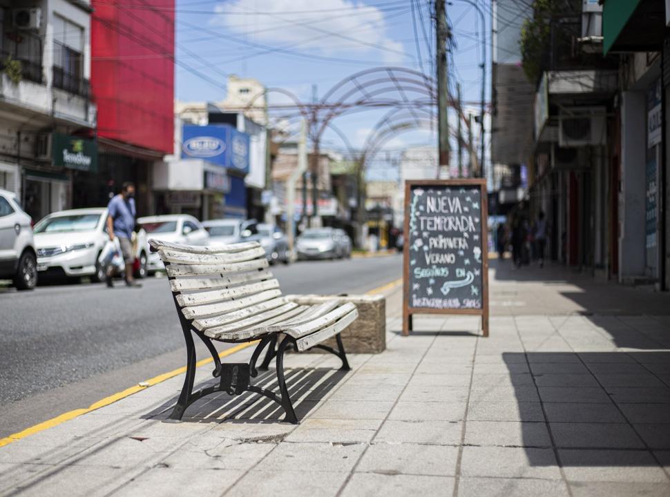 Los comerciantes de Tres de Febrero tendrán hasta tres meses de descuento si se anotan en la monotasa