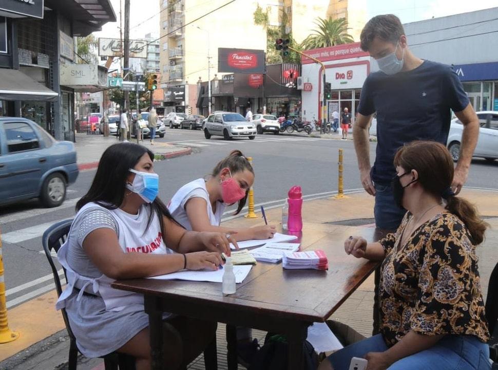 Morón es el municipio con mayor porcentaje de inscriptos para recibir la vacuna contra el Covid-19