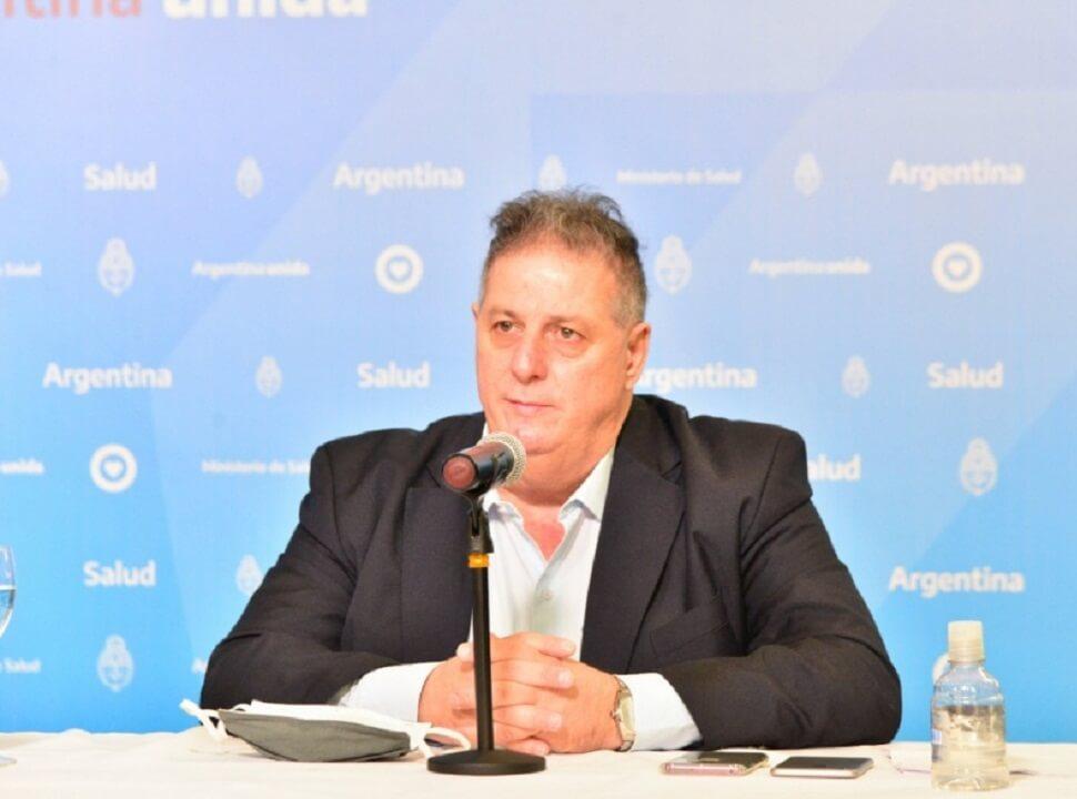 Alejandro Collia fue imputado en la causa del Vacunatorio VIP