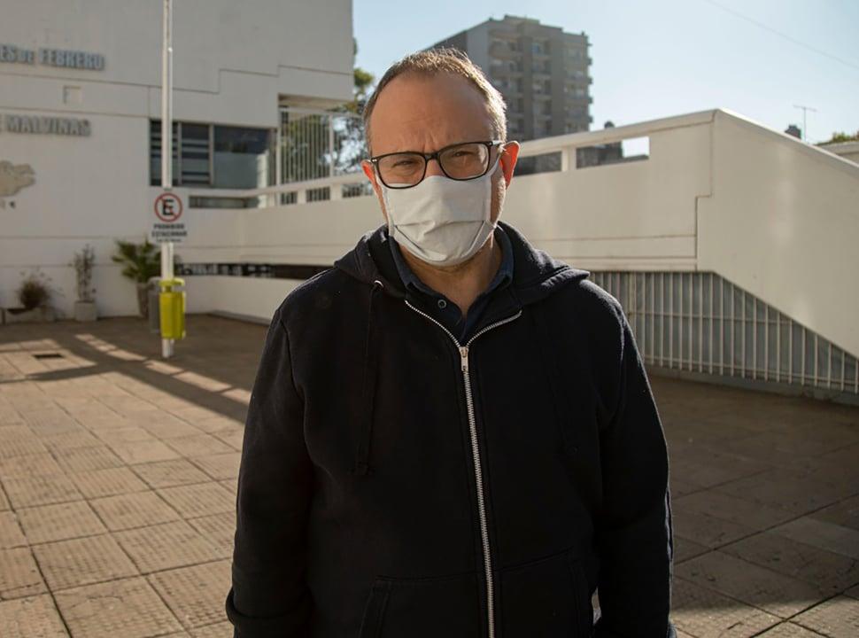 """Diego Valenzuela: """"Hay un plan de vacunación con pocas vacunas y vamos a ciegas"""""""