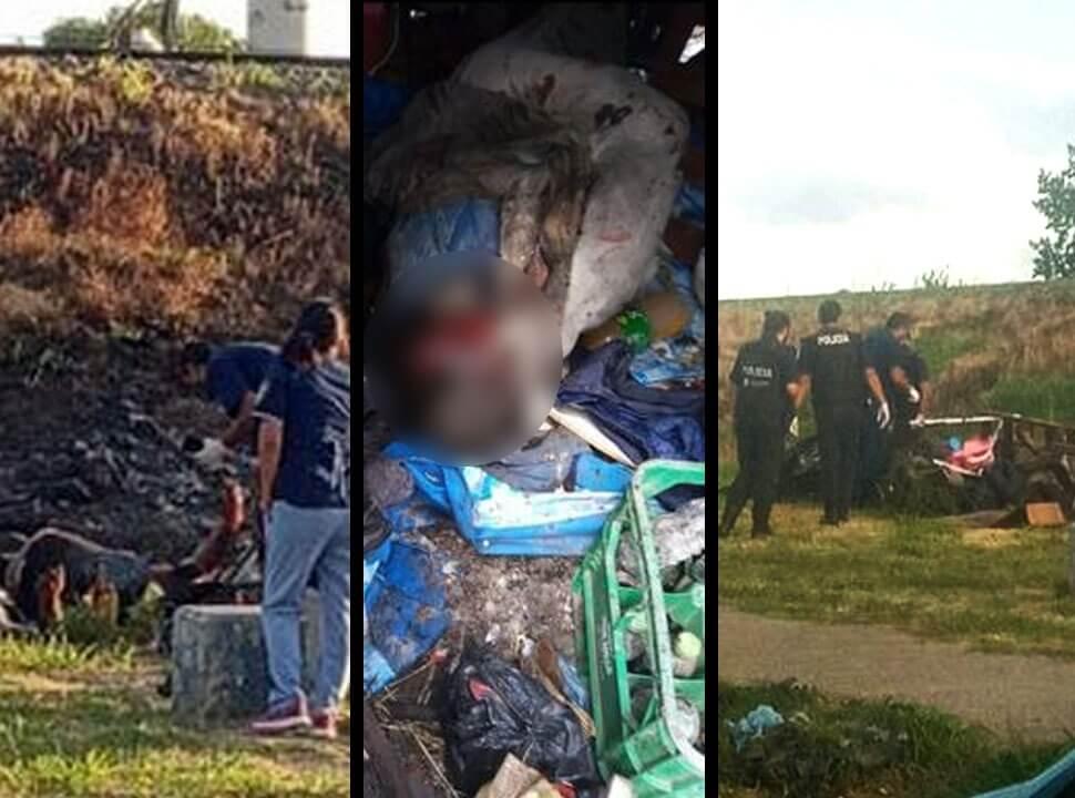 Casanova: por un conflicto entre la justicia y la policía el cadáver de un indigente estuvo en la calle casi 24 horas