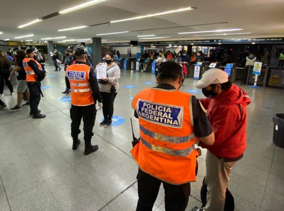 Rigen las nuevas restricciones: lo que tenés que saber para viajar en el Tren Sarmiento