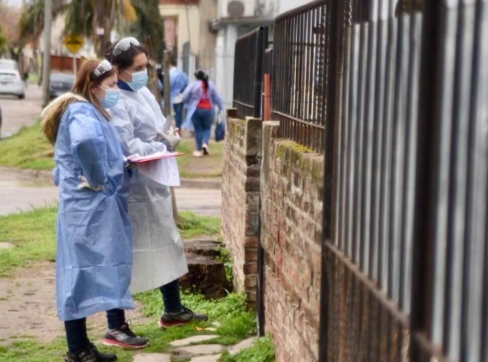 """Todos los municipios de la Zona Oeste con """"alto riesgo epidemiológico"""": ¿Cuáles están al borde de la Fase 3?"""