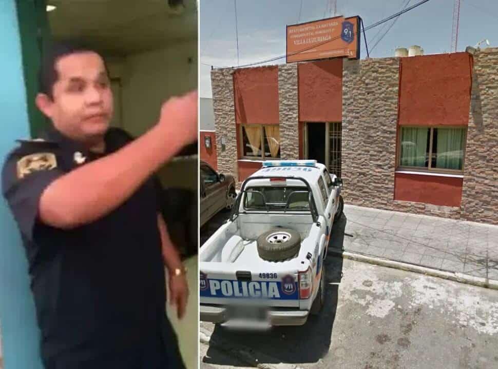 Villa Luzuriaga: tras el video del escándalo, removieron al subcomisario e intervinieron la sede policial