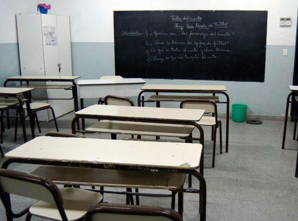 Clases con presencialidad reducida: en la Zona Oeste crece el reclamo de los docentes por la suba de los contagios