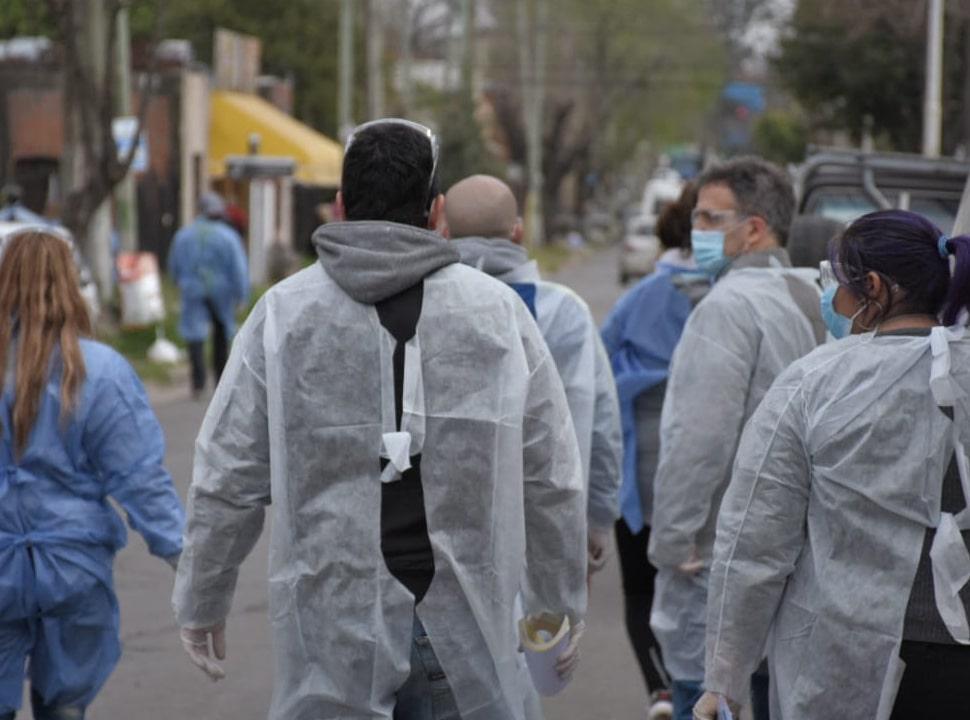 Segunda ola: en la Zona Oeste los casos de coronavirus subieron un 70% en las últimas dos semanas