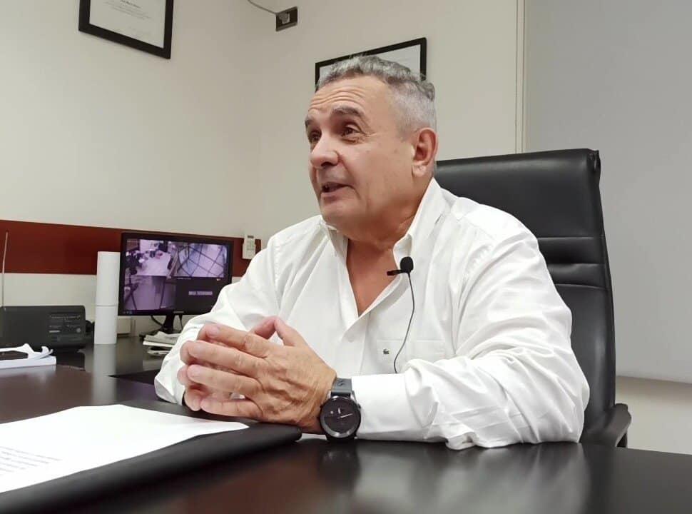 """José María Sacco: """"la construcción moviliza todo, si la activas el país se pone en marcha violentamente"""""""