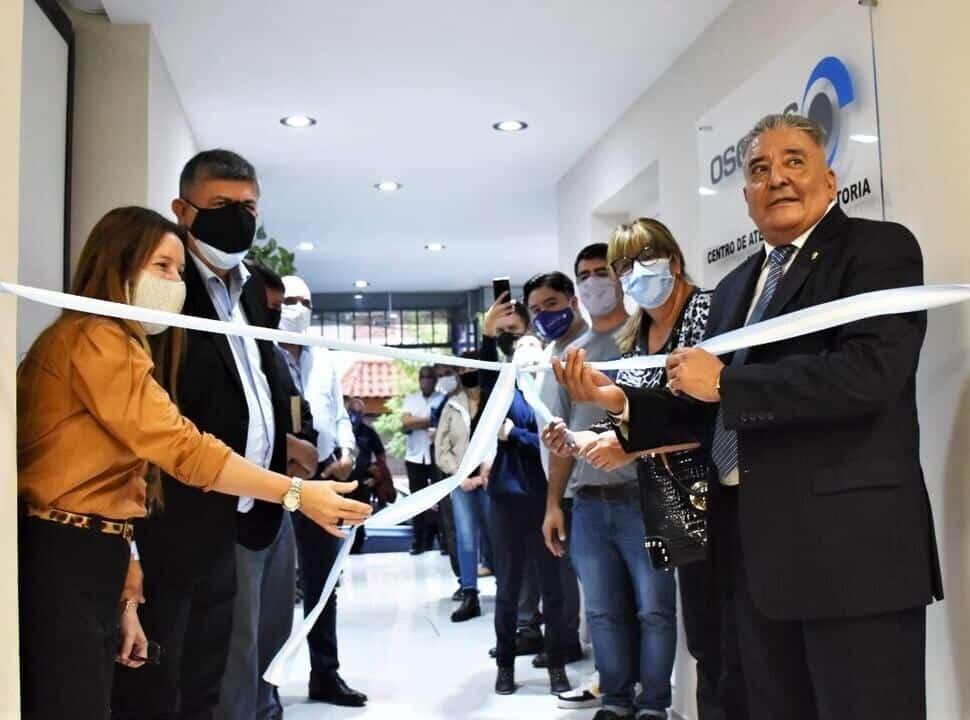 OSECAC Zona Oeste sumó nuevos consultorios de pediatría, fisiatría y oftalmología
