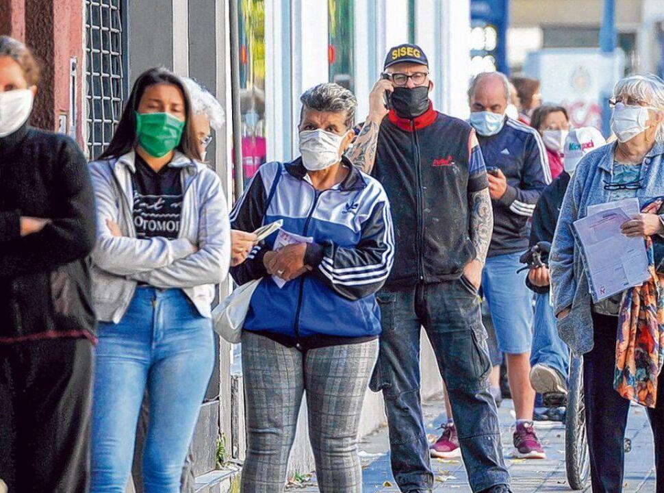 Efecto pandemia: el 70% de los vecinos del Oeste no llega a fin de mes y tuvo que limitar sus compras