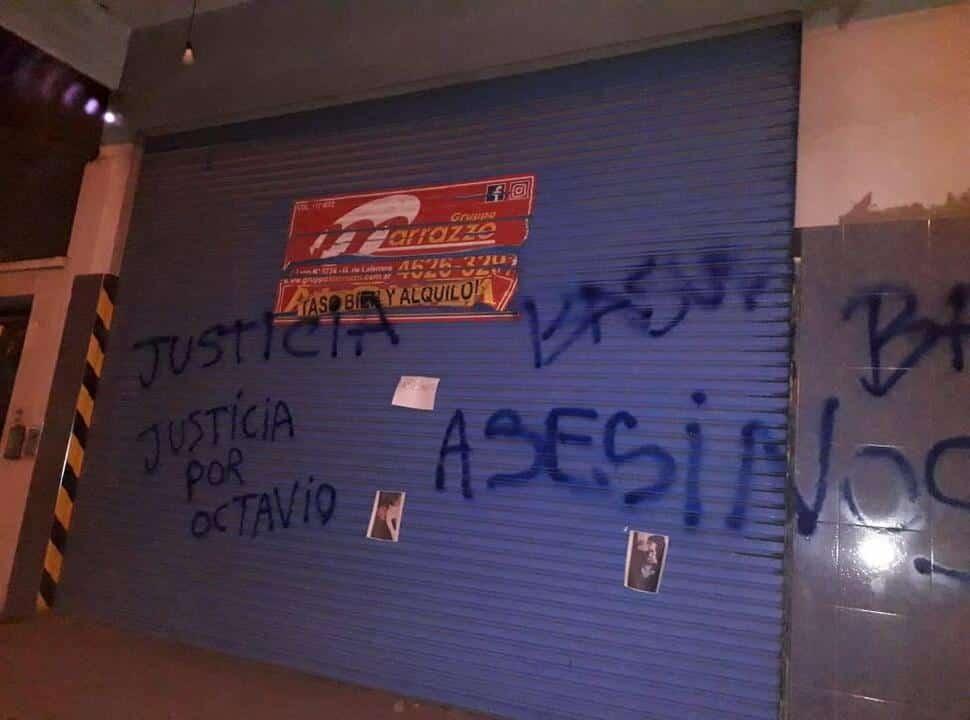 Realizan una marcha para pedir justicia por Octavio, el joven que murió intoxicado con thiner en una textil de Laferrere
