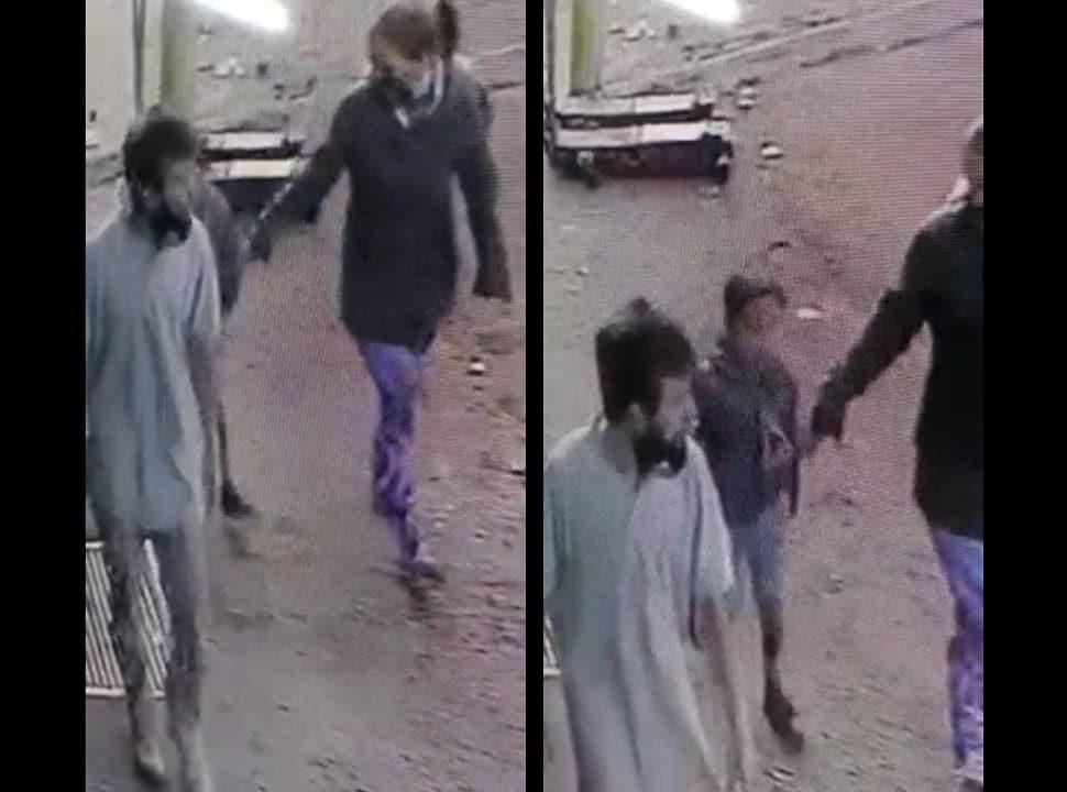 VIDEO | Horror en La Matanza: un hombre asesinó a una mujer delante de su hijo
