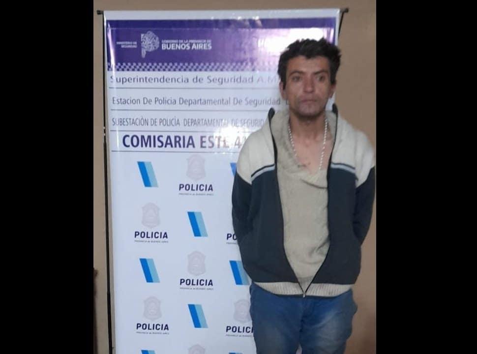 Arrestaron al principal sospechoso del femicidio de Gloria, en Villa Luzuriaga