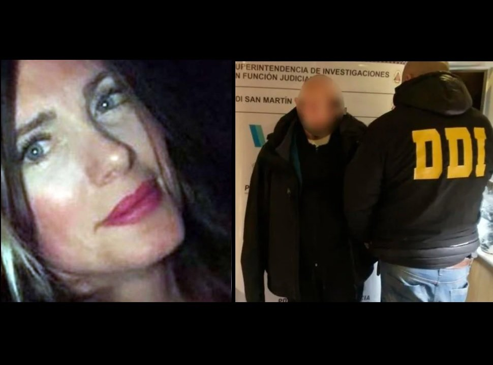 Dictaron la prisión preventiva para la expareja de Marcela Rota, encontrada muerta en su auto en Ciudadela