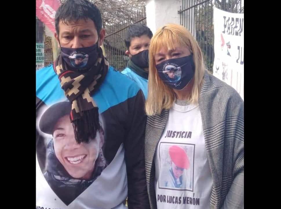 Familiares de Lucas Verón buscan impedir que se archive una de las causas y mantienen vivo el reclamo de justicia