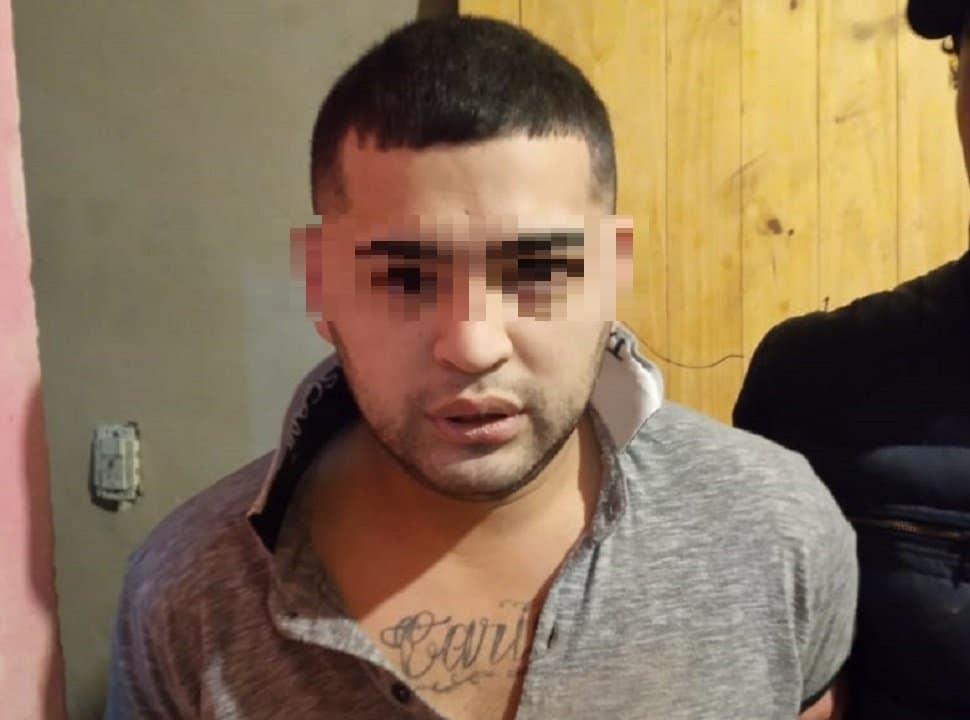 Venta de drogas, amenazas y balaceras con ametralladora, el currículum de un peligroso delincuente atrapado en Hurlingham