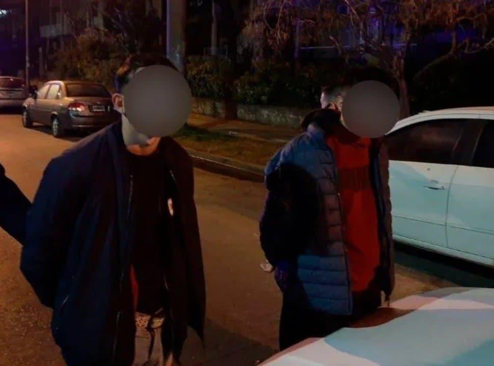 VIDEO | Así detuvieron a los dos sospechosos de matar al empresario de Villa Ballester