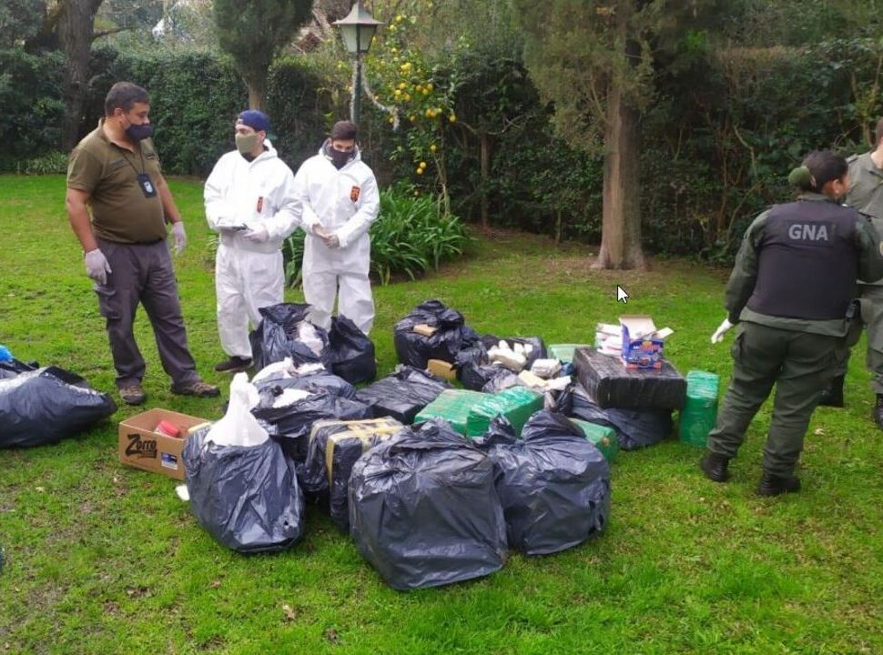 Operación Cristal Verde: cae una banda narco que traficaba drogas desde Paraguay a Moreno, Merlo e Ituzaingó