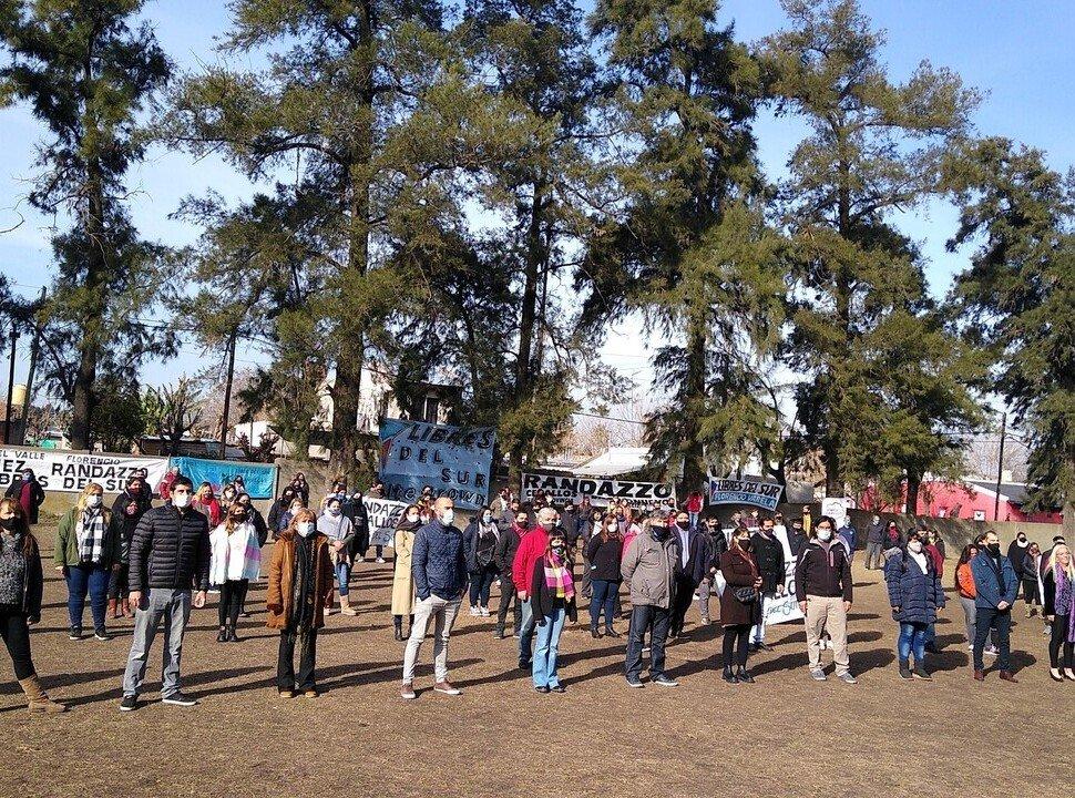 Continúa el armado del randazzismo en la Provincia: Libres del Sur desplegará su presencia en 500 plazas bonaerenses