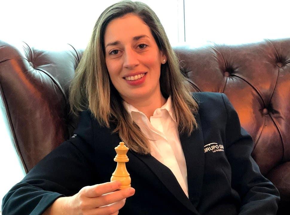 """Es vecina de Tres de Febrero y representará al país en el Mundial de Ajedrez: """"Voy a dejarlo todo"""""""