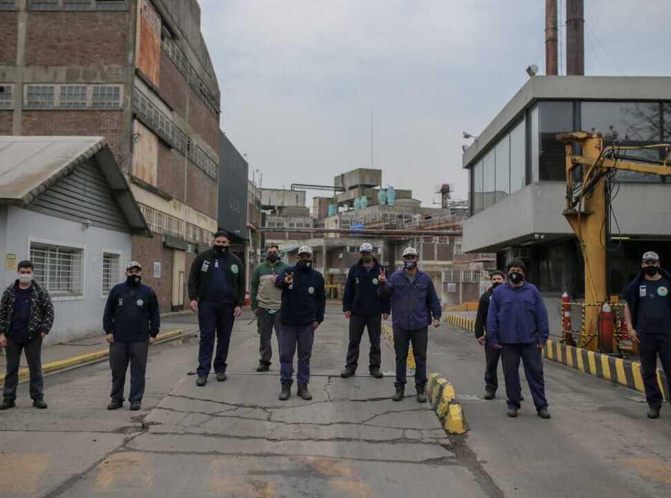 Cooperativa Aceitera La Matanza: cinco años de lucha, desde el vaciamiento a la consolidación