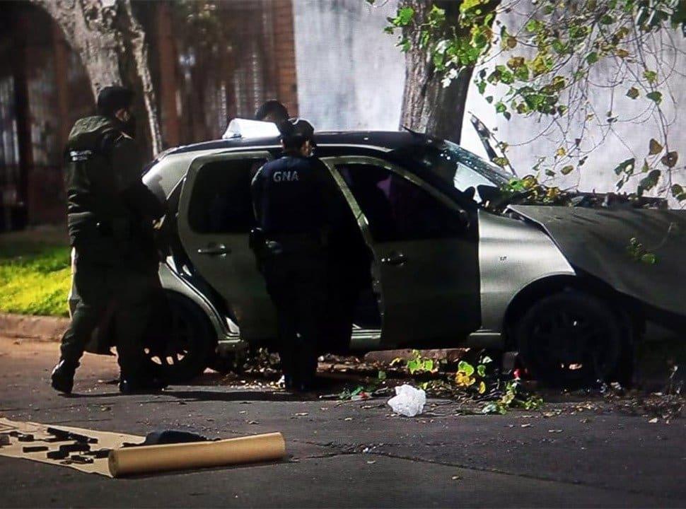 Un policía fue engañado en una compra virtual y lo secuestraron: un delincuente terminó muerto y otro herido