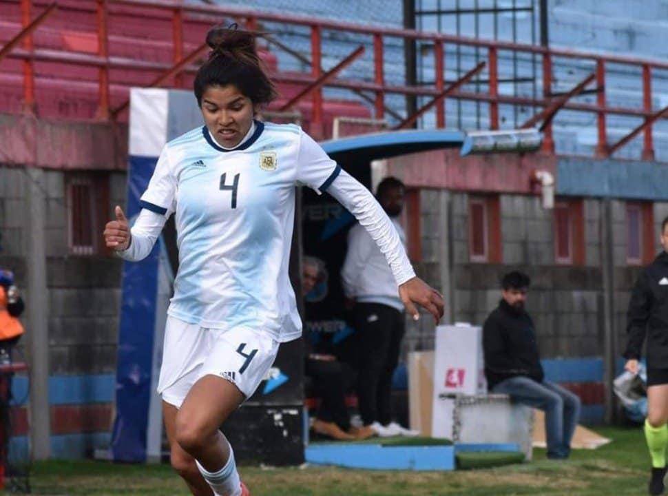 """De la UNSAM a la Selección, el camino de Titi Melgarejo: """"Me siento privilegiada"""""""
