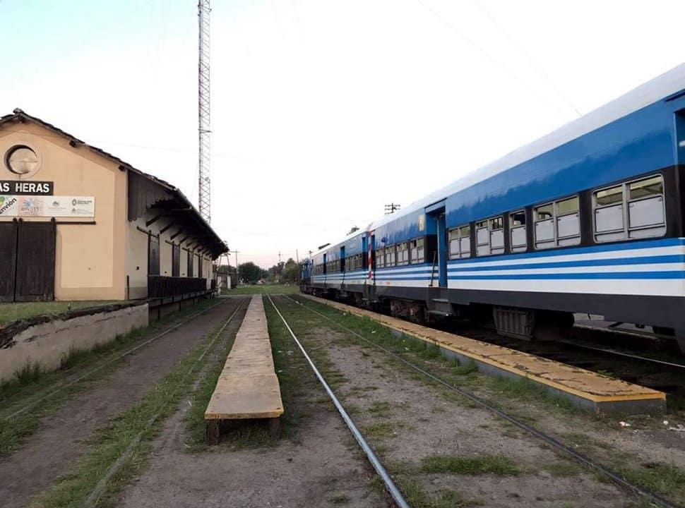 Tren Sarmiento: comenzaron a regir las modificaciones en el ramal Merlo - Lobos
