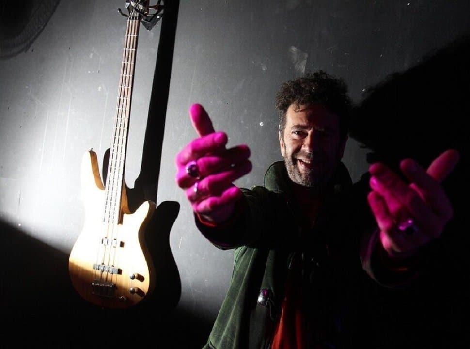 Dolor en el rock nacional: murió Palo Pandolfo