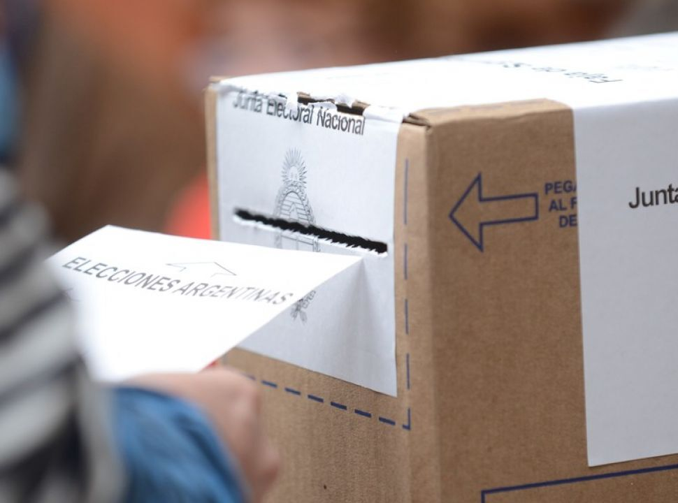 ¿Votas en la Provincia de Buenos Aires? Consultá acá el padrón electoral definitivo